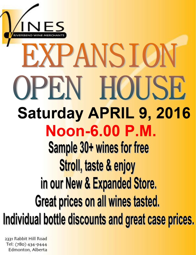 Expansion Open House